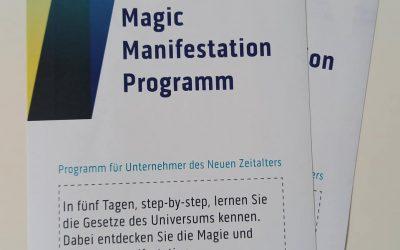 Magic Manifestation Programm